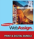 Bundle: Calculus: Concepts and Contexts, 4th + Enhanced WebAssign Homework and eBook Printed Access Card for Multi Term Math and