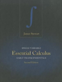 chapter 6 2 solutions bundle single variable essential calculus rh chegg com essential calculus 1st edition solution manual pdf essential calculus solutions manual