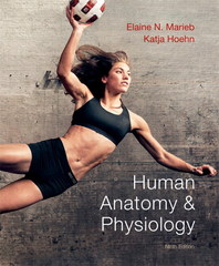 Human Anatomy & Physiology, InterActive Physiology 10-System Suite CD-ROM, NEW MasteringA&P with Pearson eText, and Brief Atlas of the Human Body 9th Edition 9780321876188 0321876180