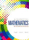 A Survey of Mathematics with Applications