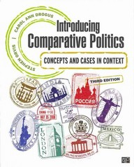 Introducing Comparative Politics 3rd Edition 9781452241524 145224152X
