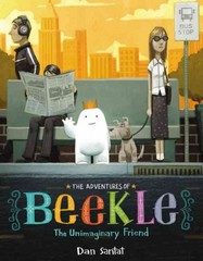 Beekle  -The Unimaginary Friend 1st Edition 9780316199988 0316199982