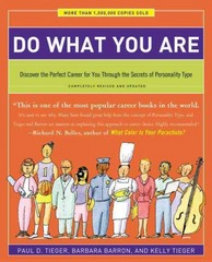 Do What You Are 5th Edition 9780316236737 031623673X