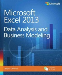 Microsoft Excel 2013 1st Edition 9780735669130 0735669139