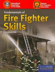 Fundamentals Of Fire Fighter Skills 3rd Edition 9781284059656 1284059650