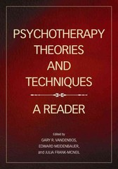 Psychotherapy Theories and Techniques 1st Edition 9781433816192 1433816199