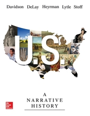 US: A Narrative History 7th Edition 9780077780449 0077780442