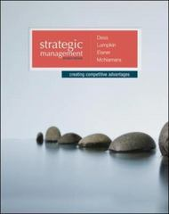 Strategic Management 7th Edition 9780077636081 0077636082