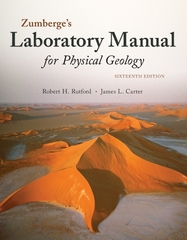 Laboratory Manual for Physical Geology 16th Edition 9780078096082 0078096081