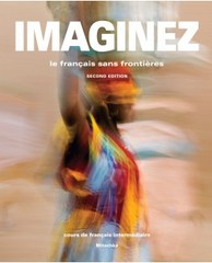 Imaginez with Supersite Plus Code (w/ WebSAM + vText) 2nd Edition 9781617670435 161767043X