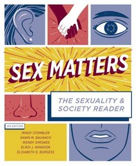 Sex Matters 4th Edition 9780393935868 0393935868