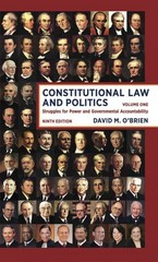 Constitutional Law and Politics 9th Edition 9780393922394 0393922391