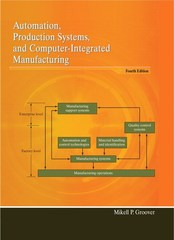 Automation, Production Systems, and Computer-Integrated Manufacturing 4th Edition 9780133499612 0133499618