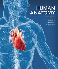 Human Anatomy 8th Edition 9780321883322 0321883322