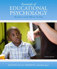 Essentials of Educational Psychology 4th Edition 9780133416466 0133416461