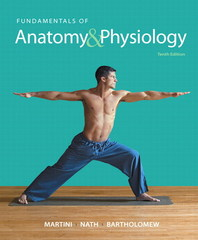Fundamentals of Anatomy & Physiology 10th Edition 9780321909077 0321909070
