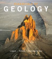 Essentials of Geology 12th Edition 9780321947734 0321947738