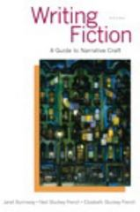 Writing Fiction 9th Edition 9780321923165 0321923162