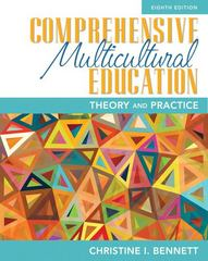 Comprehensive Multicultural Education 8th Edition 9780133522297 0133522296