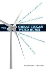 The Great Texas Wind Rush 1st Edition 9780292748804 0292748809