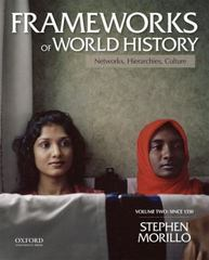 Frameworks of World History 1st Edition 9780199987818 0199987815