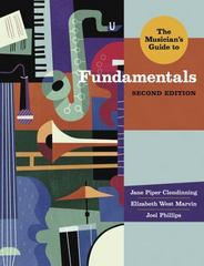 The Musician's Guide to Fundamentals 2nd Edition 9780393923889 0393923886