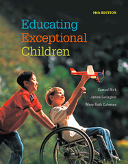 Educating Exceptional Children 14th Edition 9781305176775 1305176774