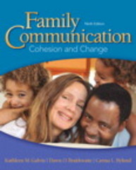 Family Communication 9th Edition 9780205945238 0205945236