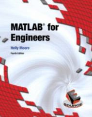 MATLAB for Engineers 4th Edition 9780133485974 0133485978