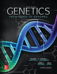 Genetics 5th Edition 9780073525310 0073525316