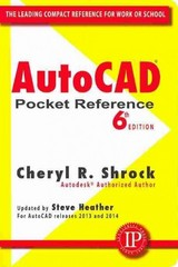 AutoCAD Pocket Reference 6th Edition 9780831191702 0831191708