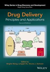 Drug Delivery 2nd Edition 9781118833360 1118833368