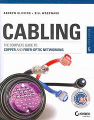 Cabling 5th Edition 9781118807323 1118807324