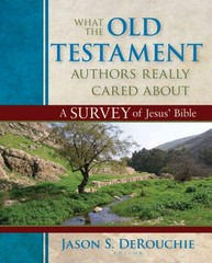 What the Old Testament Authors Really Cared About 1st Edition 9780825425912 0825425913