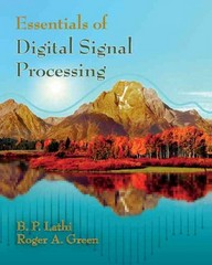 Essentials of Digital Signal Processing 1st Edition 9781107059320 1107059321