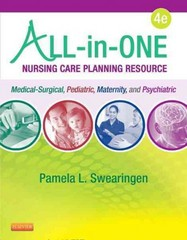 All-in-One Nursing Care Planning Resource 4th Edition 9780323262866 0323262864