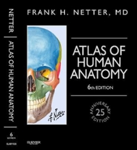 Atlas of Human Anatomy, Professional Edition 6th Edition 9781455758883 1455758884