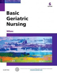 Basic Geriatric Nursing 6th Edition 9780323187749 0323187749