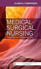 Clinical Companion for Medical-Surgical Nursing 8th Edition 9780323222358 0323222358