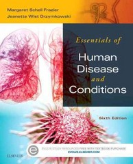 Essentials of Human Diseases and Conditions 6th Edition 9780323228367 0323228364