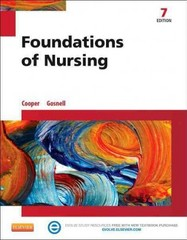Foundations of Nursing 7th Edition 9780323100038 0323100031