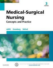 Medical-Surgical Nursing 3rd Edition 9780323243780 0323243789