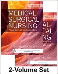 Medical-Surgical Nursing 8th Edition 9781455772582 1455772585