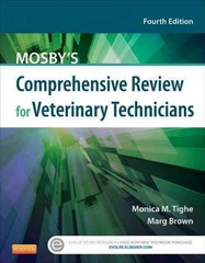 Mosby's Comprehensive Review for Veterinary Technicians 4th Edition 9780323171380 0323171389