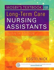 Mosby's Textbook for Long-Term Care Nursing Assistants 7th Edition 9780323279413 0323279414