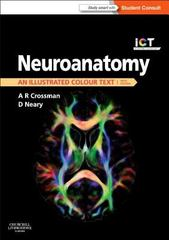 Neuroanatomy: an Illustrated Colour Text 5th Edition 9780702054051 0702054054