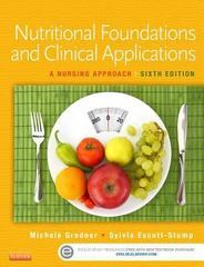 Nutritional Foundations and Clinical Applications 6th Edition 9780323242103 0323242103