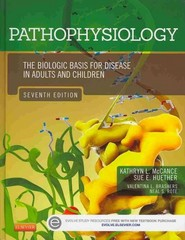 Pathophysiology - Text and Study Guide Package 7th Edition 9780323244947 0323244947