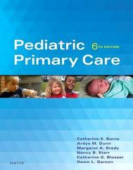 Pediatric Primary Care 6th Edition 9780323243384 032324338X