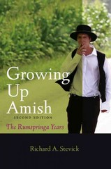 Growing up Amish 2nd Edition 9781421413716 142141371X